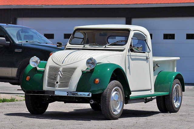 citroen 2cv pick up flickr photo sharing. Black Bedroom Furniture Sets. Home Design Ideas