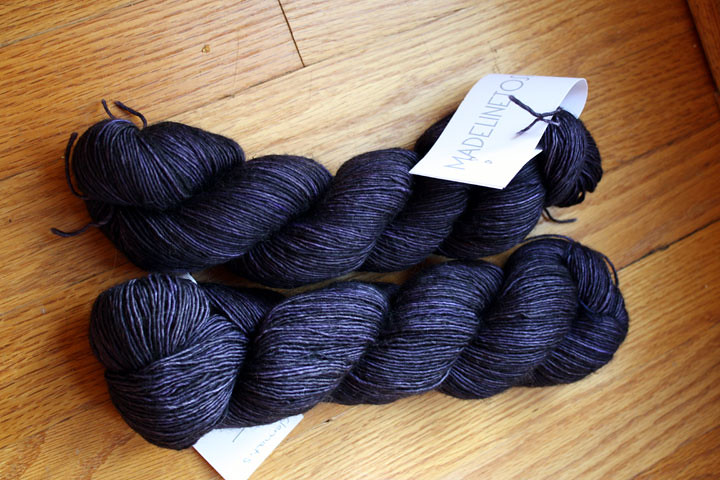 madelinetosh-purple