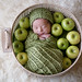 Apple Pucker :) by babybeanportraits