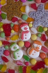 candy, confectionery, sweetness, gumdrop, wine gum, gummi candy, sprinkles, food, icing, snack food,