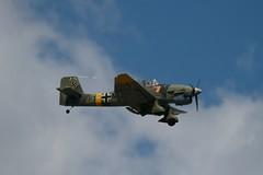 Stuka Ju-87 at Warbirds Over Delaware 2011