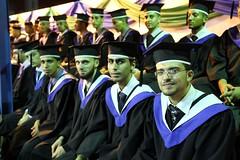 احتفالات تخرج الكلية الجامعية - اليوم الرابع