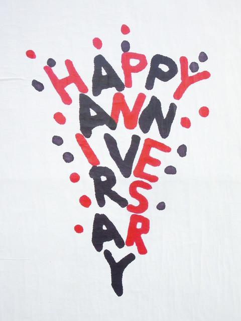 Happy Aniversary - Varsovia