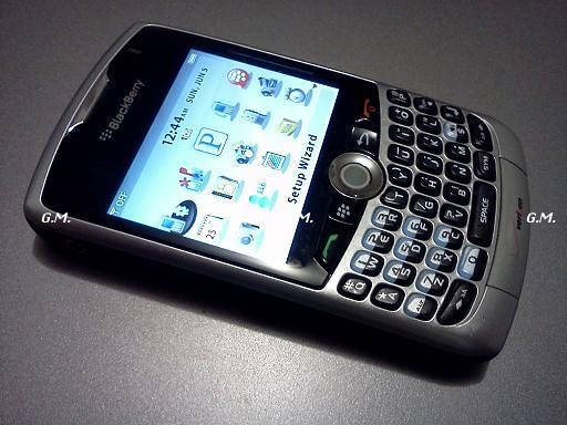 Verizon Blackberry Curve 8330 great