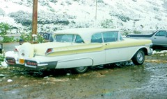 1957 Mercury Turnpike Cruiser 2 Door Hardtop
