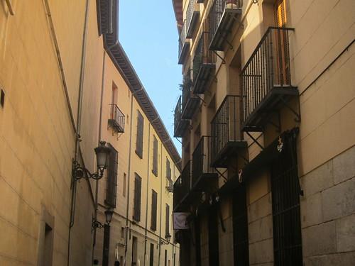 Calle de la Pasa. Madrid
