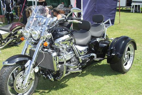 Triumph Rocket 3 Trike