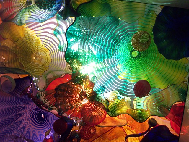 persian ceiling | dale chihuly