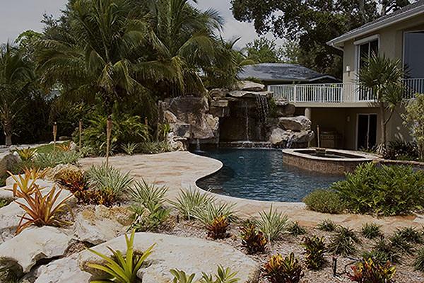 Backyard With Pool Remodel : backyardpoolremodelsarasotaflorida6  Flickr  Photo Sharing!