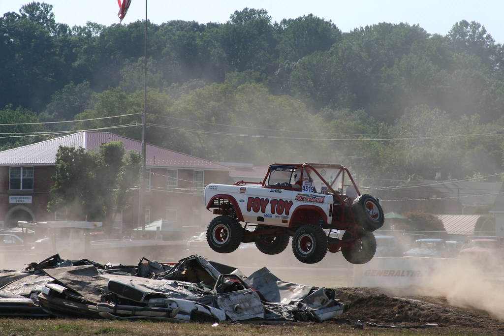 Four-Wheel Jamboree