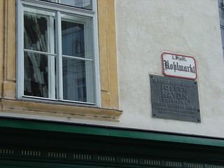 Haydn lived here