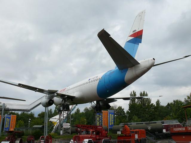 Air Inter Dassault Mercure 100