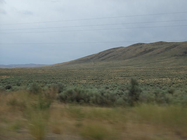 Header of Along the Oregon Trail