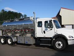 Iron River Distribution Truck