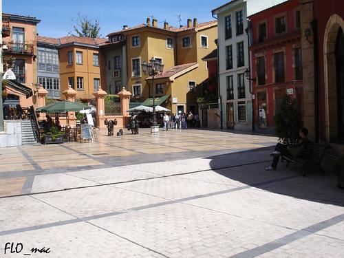 Oviedo. Plaza del pescado (1)