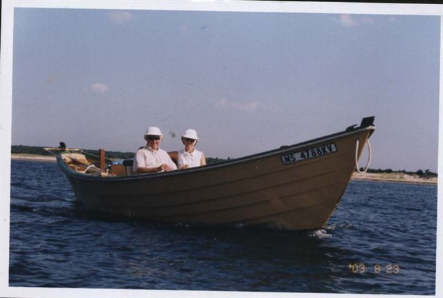 Newfoundland Dory Flickr Photo Sharing