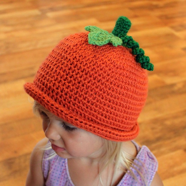 LilPumpkin Patch Hat Crochet Pattern Flickr - Photo ...