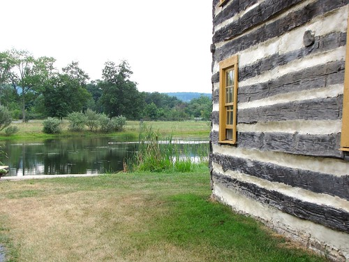 history rural geese pond country logcabin past oldfashioned americanhistory ruralamerica colonialvillage frenchandindianwar oldbedfordvillage canandiangeese 13colonies fortbedford forbesroad