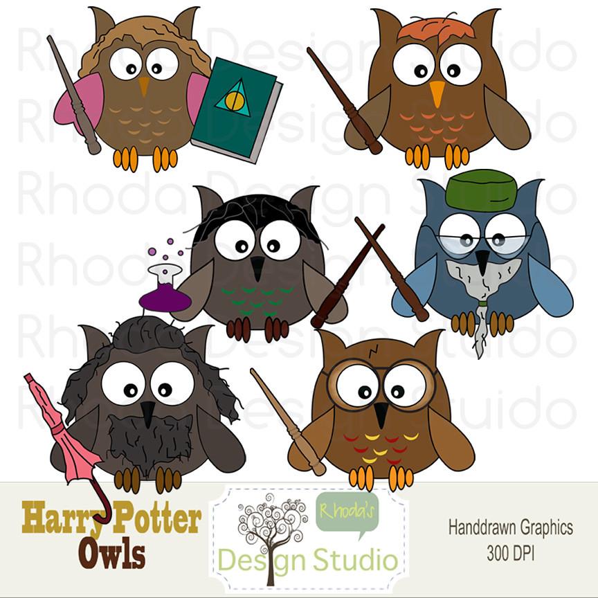 HarryvPotter-Owls