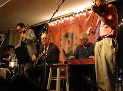 Michael Tarbox & Friends at Club Passim, June 26 2011