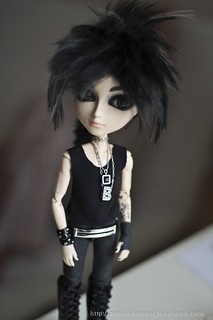 Bill Kaulitz doll