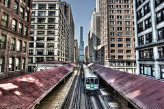 View from The L