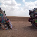 Cadillac Ranch 7, Amarillo, Texas