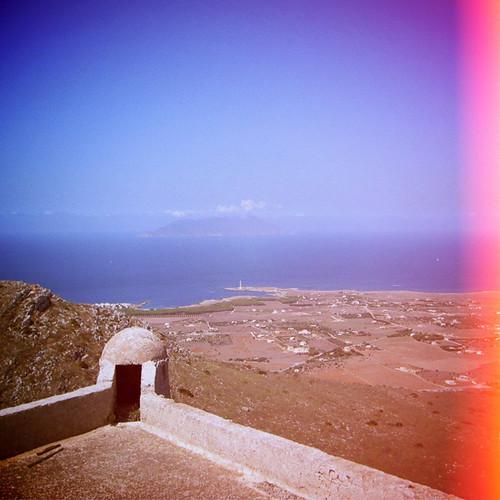 sea italy square landscape island sicily favignana marettimo