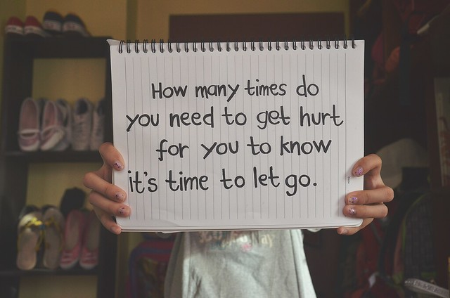 know when to move on