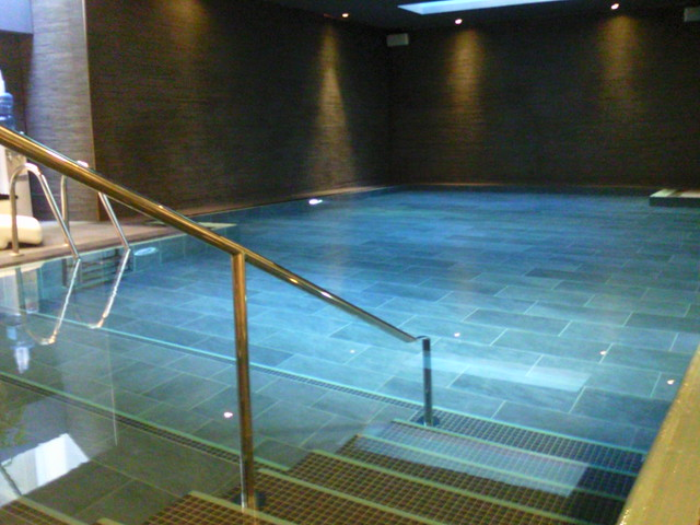 Swimming Pool At Apex Edinburgh Waterloo Pl Hotel Flickr Photo Sharing