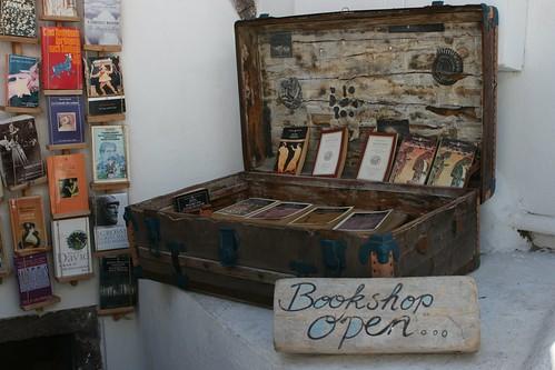 Bookshop open