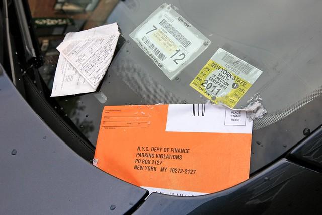 Dept of finance parking violations flickr photo sharing