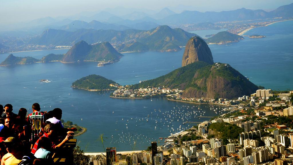Brasil turismo niños