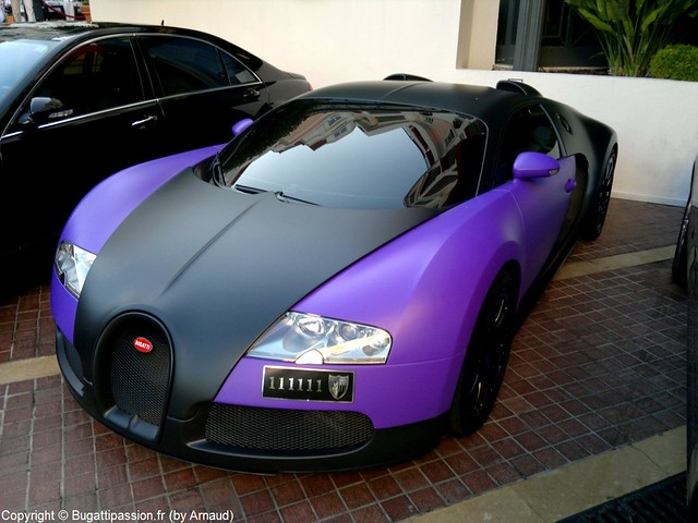 Pink bugatti veyron super sport - photo#19