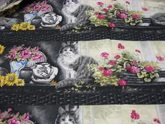 napping cats, grey