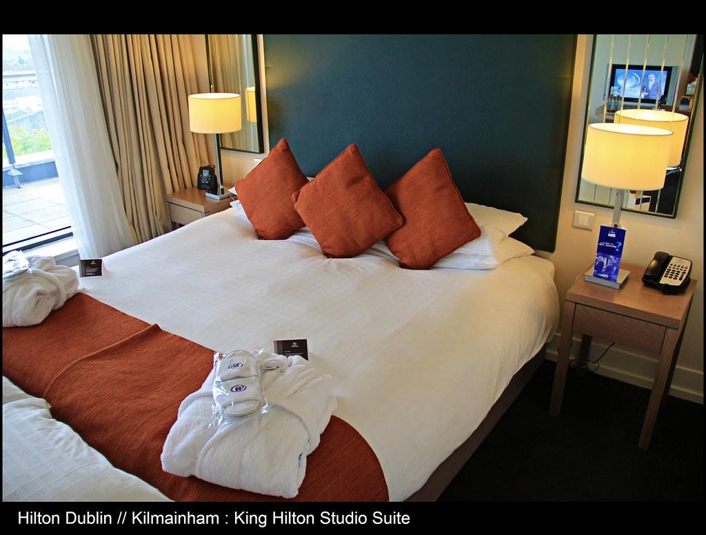 King Hilton Executive Room Waldorf London