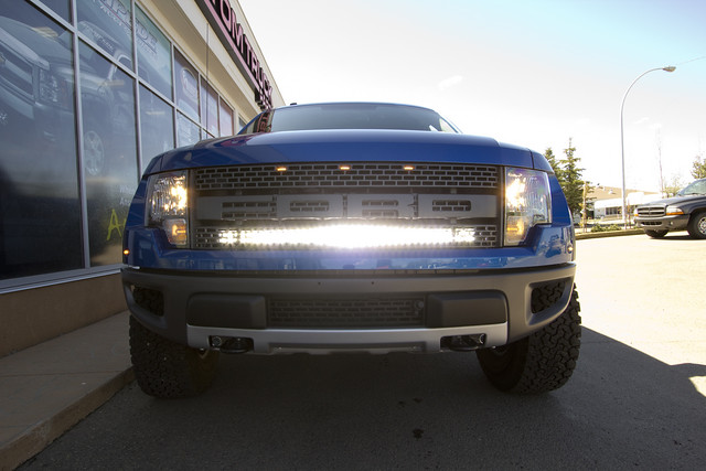 ford raptor light bar submited images pic2fly. Black Bedroom Furniture Sets. Home Design Ideas