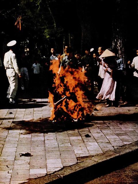 LIFE Magazine NOVEMBER 15, 1963 - vụ tự thiêu cuối cùng tại SG trước khi đảo chánh diễn ra