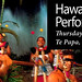 Hawaiian Dance Performance - The Polynesian Cultural Centre