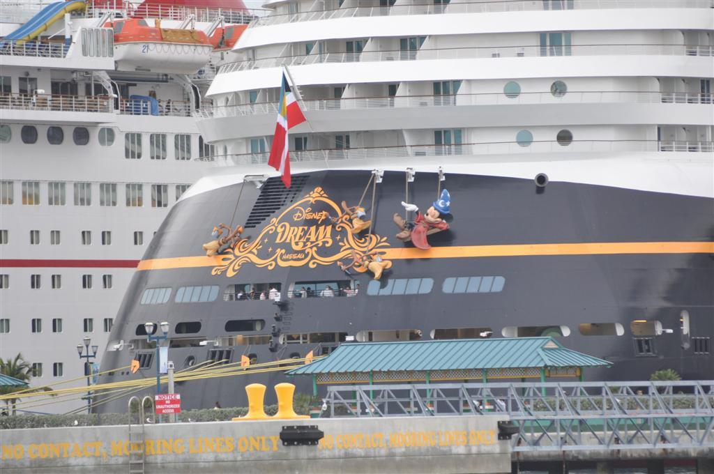 Crucero Disney de Lujo / Disney's Luxury Cruise