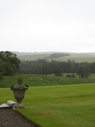 View from Bowhill