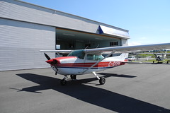 monoplane, aviation, airplane, propeller driven aircraft, wing, vehicle, propeller, cessna 172,
