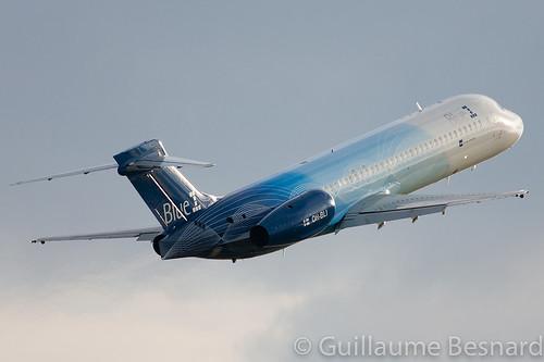 Boeing 717 Blue1 OH-BLI cn 55061/5019