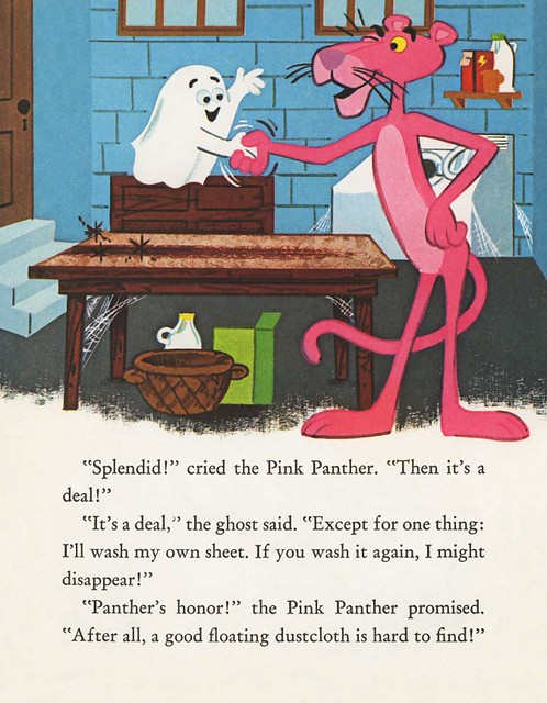 The Pink Panther in the Haunted House00023