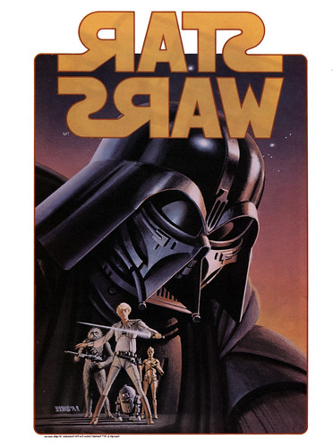 Star Wars Iron-On Transfer Book 025