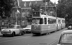 Amsterdam '3G' articulated tram 601-634