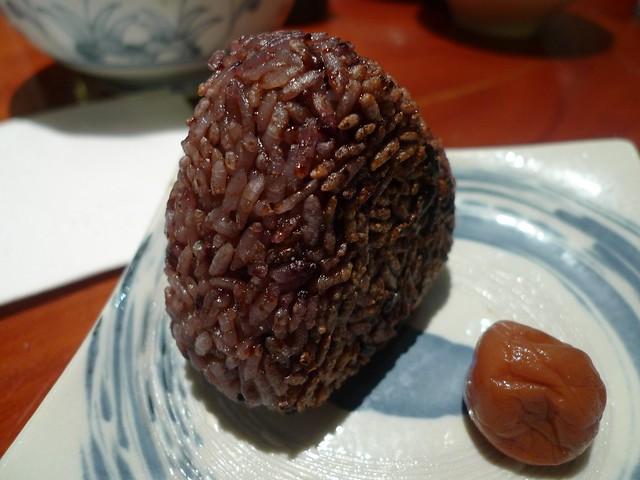 Black Rice Onigiri