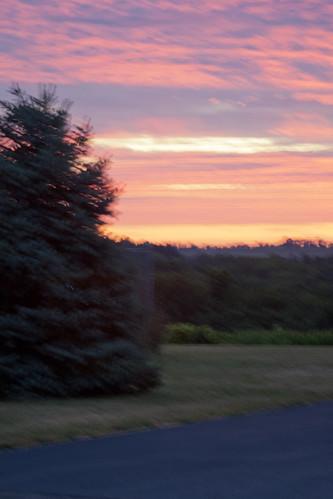 sky clouds sunrise landscape pennsylvania places pa northamptoncounty kleet plainfieldtownship redmorning thomaskleedorfer kleet245