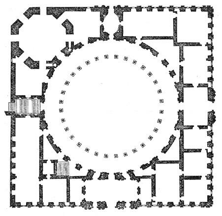 Palace Of Charles V G Alhambra Flickr Photo Sharing