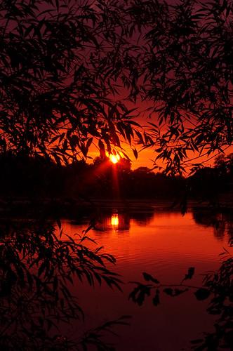 sunset lake pentaxkx mygearandme ringexcellence somerfrodkeynes